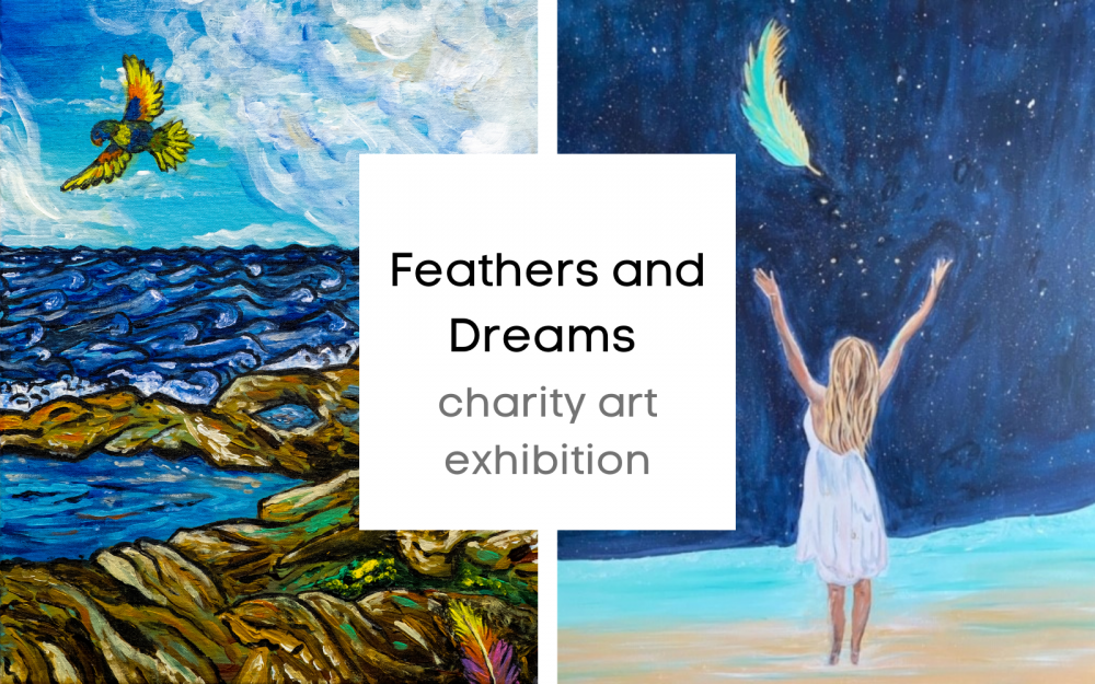 Feathers and Dreams Art